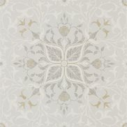 William Morris & Co Tapet Pure Net Ceiling Stone/Chalk