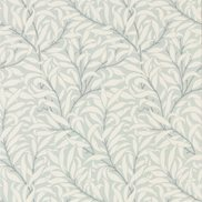 William Morris & Co Tapet Pure Willow bough Eggshell/Chalk