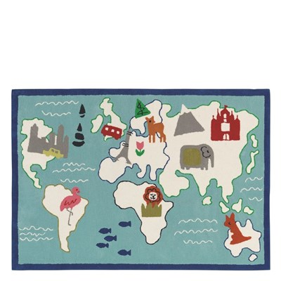 Designers Guild Matta Around The World