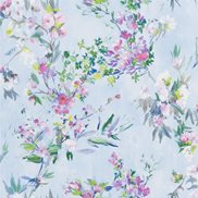 Designers Guild Tapet Faience Sky
