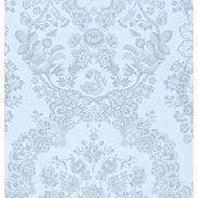 PiP Studio Tapet Lacy Dutch Light blue