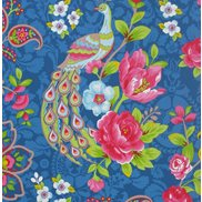 PiP Studio Tapet Flowers in the Mix Blue