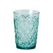Rice Glas Swirly Mint