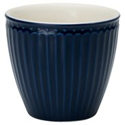 GreenGate Lattemugg Alice Dark Blue
