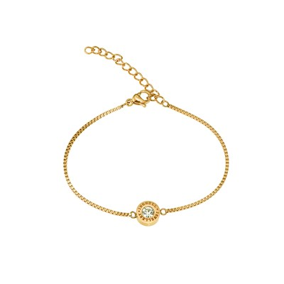 Ingnell Jewellery Armband Ellie Thin Gold