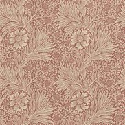 William Morris & Co Tapet Marigold Brick/Manilla