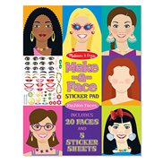 Melissa & Doug Stickers Face