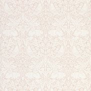 William Morris & Co Tapet Pure Brer Rabbit Faded Sea Pink