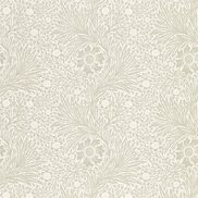 William Morris & Co Tapet Pure Marigold Soft Gilver