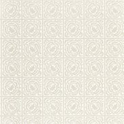 William Morris & Co Tapet Pure Scroll White clover