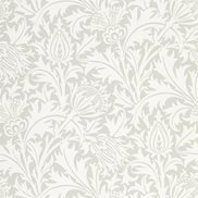 William Morris & Co Tapet Pure Thistle Pebble