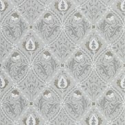 William Morris & Co Tapet Pure Trellis Lightish Grey