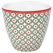 GreenGate Lattemugg Lara Green