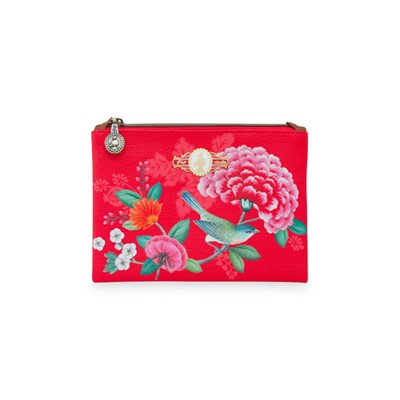 PiP Studio Sminkväska Pouch Good Morning Red