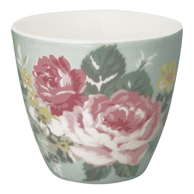 GreenGate Lattemugg Josephine Pale Mint
