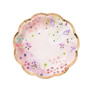 Talking Tables Papptallrikar Blossom Girls 17 cm