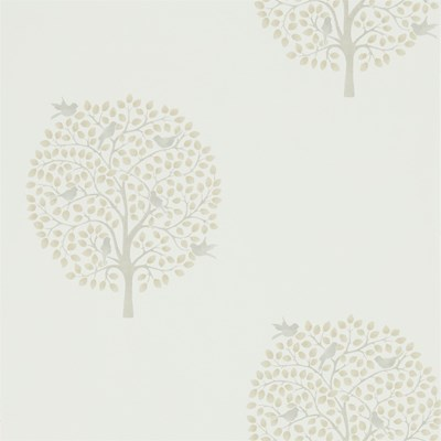 Sanderson Tapet Bay Tree Linen/Dove