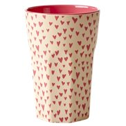 Rice Lattemugg Small hearts