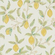 William Morris & Co Tapet Lemon Tree Bay Leaf