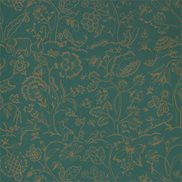 William Morris & Co Tapet Middlemore Moss Gold