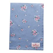 GreenGate Handduk Nicoline Dusty blue