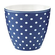 GreenGate Lattemugg Spot blue