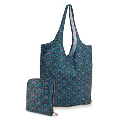 PiP Studio Shoppingväska Moon Delight Blue