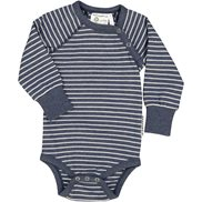 Geggamoja Body Stripe Main blue