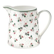 GreenGate Mjölkkanna Joselyn White