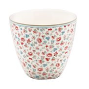 GreenGate Lattemugg Tilly White
