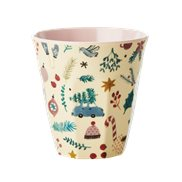 Rice Mugg Christmas Medium