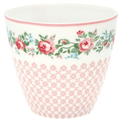 GreenGate Lattemugg Gabby White