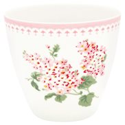 GreenGate Lattemugg Luna White