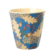 Rice Mugg Autumn & Acorns Medium