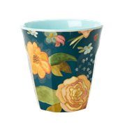 Rice Mugg Selma Fall Flower Medium