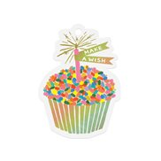 Rifle paper co Gift tag Cupcake