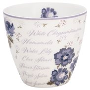 GreenGate Lattemugg Beatrice White