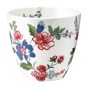 GreenGate Lattemugg Isobel White