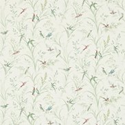 Sanderson Tapet Tuileries Willow/Multi