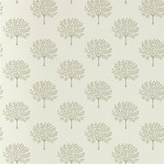 Sanderson Tapet Marcham Tree Cream