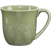 Cult Design Mugg Orient Pesto