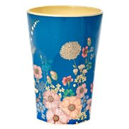 Rice Lattemugg Flower Collage