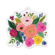 Rifle paper co Gift tag Juliet rose