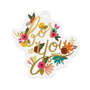 Rifle paper co Gift tag For you