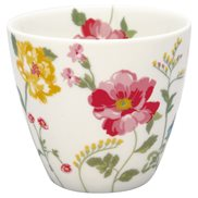GreenGate Lattemugg Thilde White