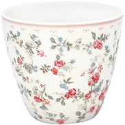 GreenGate Lattemugg Carly White