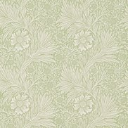 William Morris & Co Tapet Marigold Artichoke