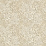 William Morris & Co Tapet Marigold Manilla