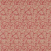 William Morris & Co Tapet Bramle Red