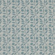William Morris & Co Tapet Rosehip Mineral Blue